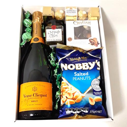 Veuve Cliquot Champagne Gift Box