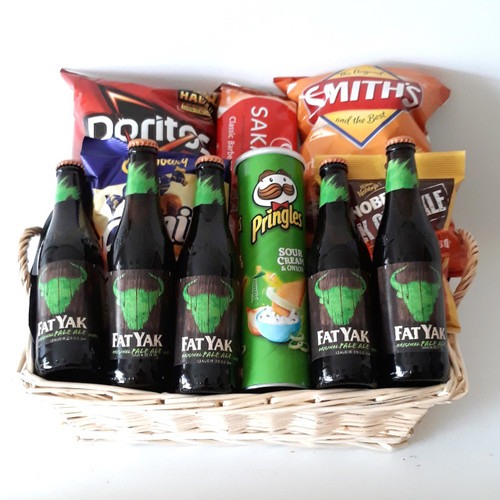 Fat Yak Beer Hamper
