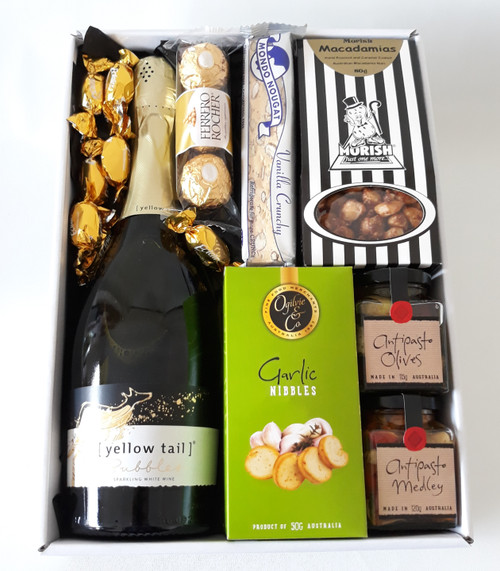 Bubbly Gourmet Gift Box