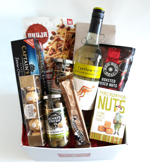 SSB Gift Box with delicious snacks & Treats