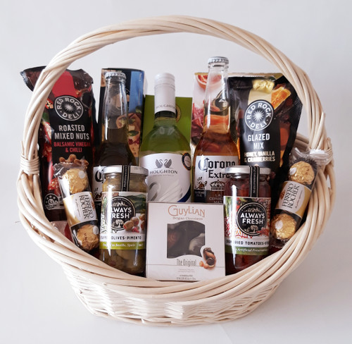 Picnic For Two Beer & Wine Basket