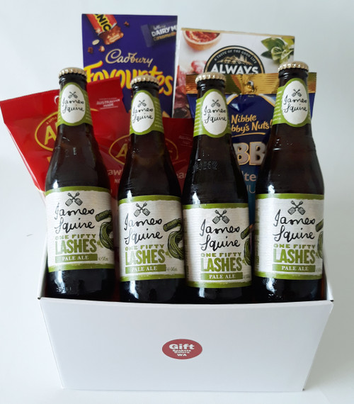 James Squire 150 Lashes Beer Hamper