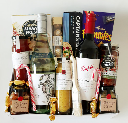 Merry Christmas Wine Hamper