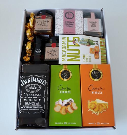 Jack Daniels Christmas Gourmet