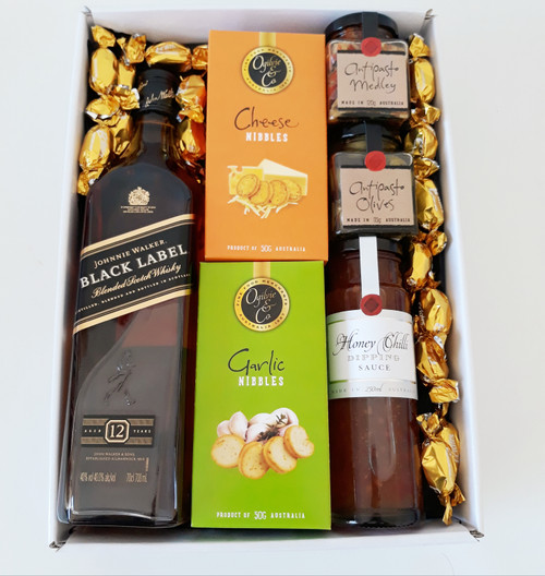 Black Label Just Add Cheese Gourmet Hamper