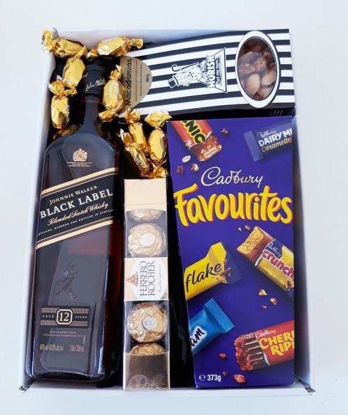 Black Label Chocolate & Nuts Hamper