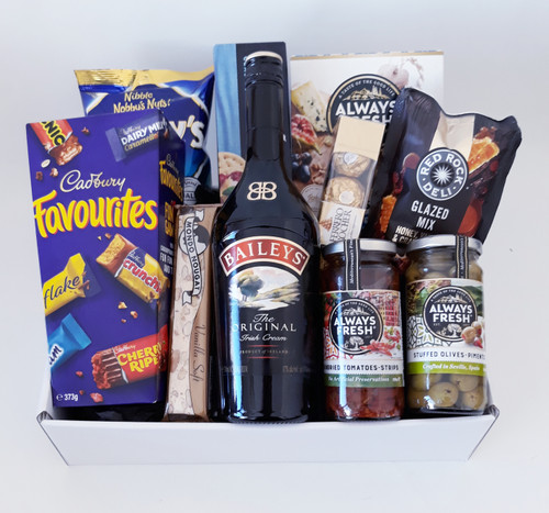 Baileys Chocolate Nuts & Nibbles Hamper