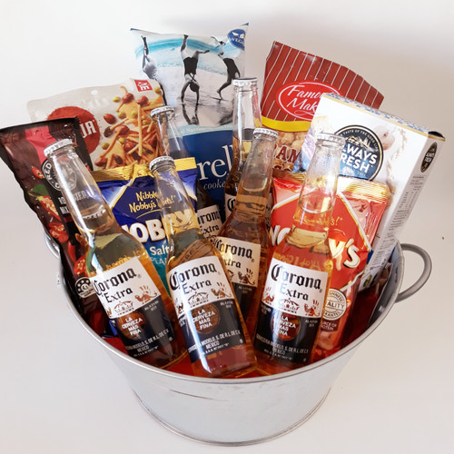 Nuts & Nibbles Party Tub