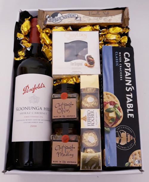 Red Wine Gift Box
