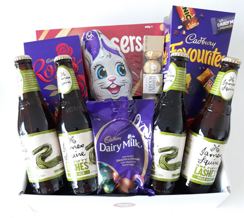 Bunny & Beer Hamper - CYO Beer
