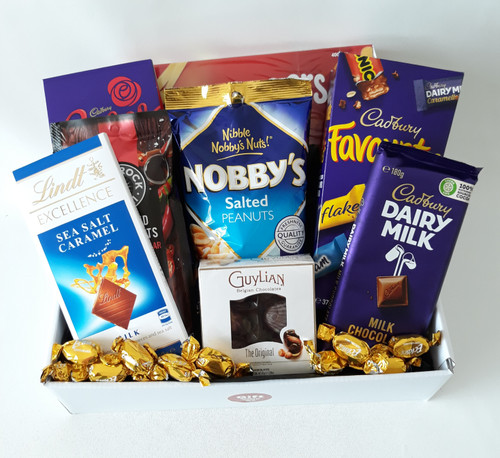 Chocolate and Nut Hamper