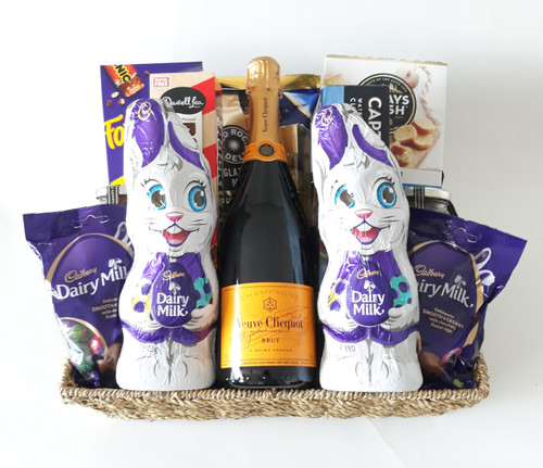 Veuve Family Easter Basket