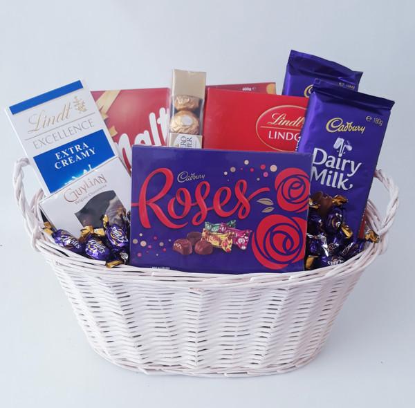 Chocolate Temptation Gift Basket