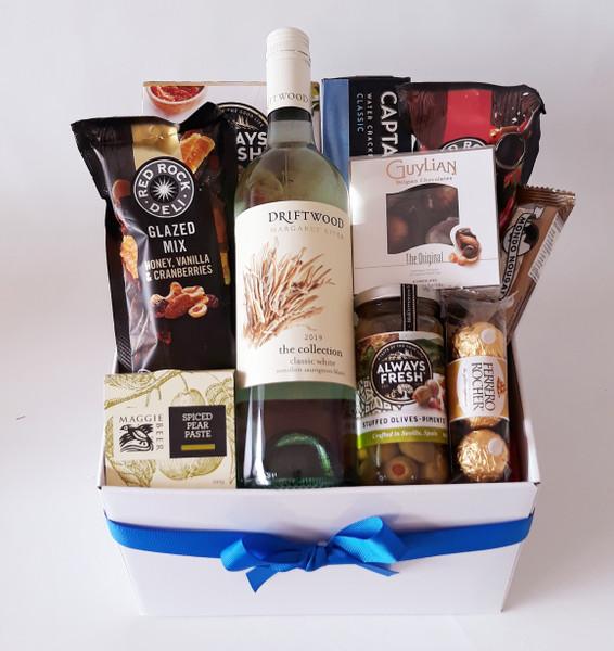 Driftwood Gourmet Gift Basket