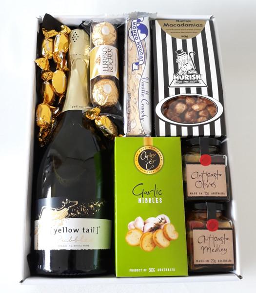 Bubbly Gourmet Gift Box