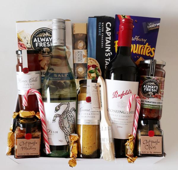 Merry Christmas Wine Hamper