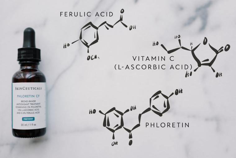 SkinCeuticals Phloretin CF with Ferulic Acid