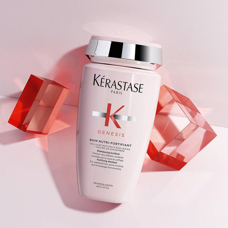 Lanphier Kérastase Genesis Bain Nutri-Fortifiant Strengthening Shampoo for Normal to Dry Hair