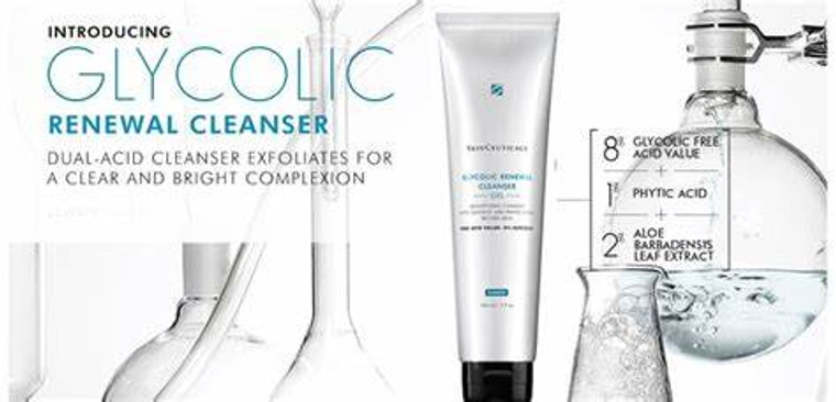 SkinCeuticals Glycolic Renewal Cleanser Gel