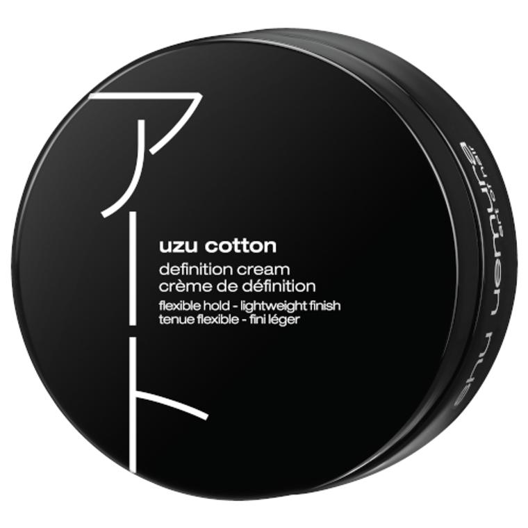 Shu Uemura Uzu Cotton Definition Hair Cream
