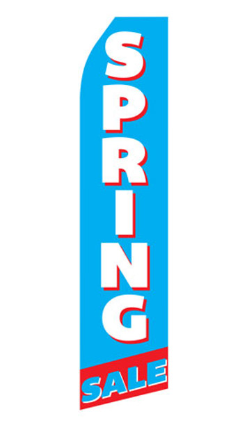 Spring Sale Econo Stock Flag