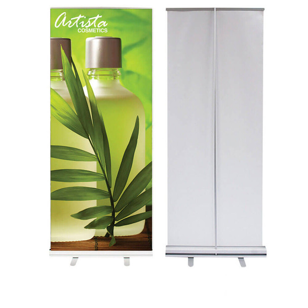 Retractable Banner Stand RE36