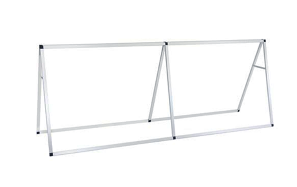 Heavyduty A Frame for Outdoor 8ft Frame Only