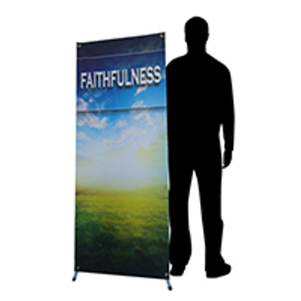 X Banner Stand MS160