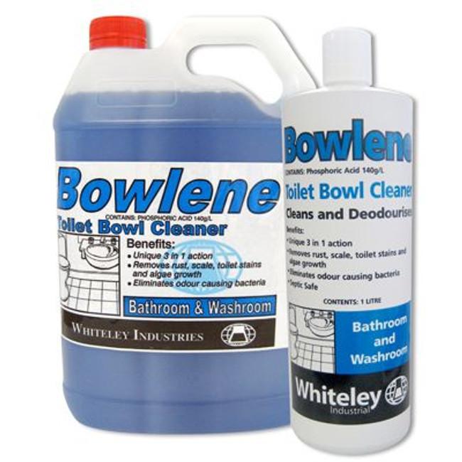 BOWLENE 5LT TOILET BOWL CLEANER WHITELEY