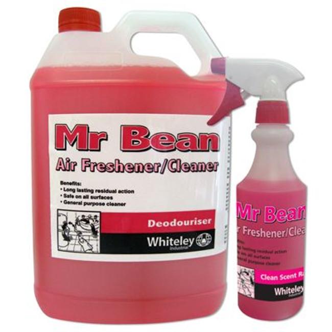 MR BEAN 5LT CLEANER/DEODORISER WHITELEY