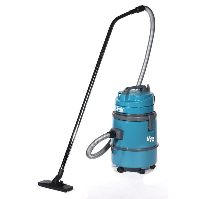 Tennant V12 Wet and Dry Vacuum Cleaner.