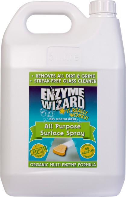 5LT MULTI PURPOSE SURFACE SPRAY E/WIZARD