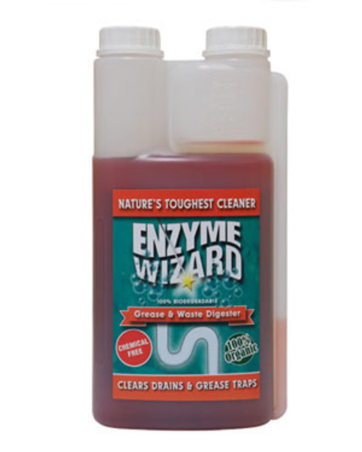 1LT GREASE & WASTE DIGESTOR E/WIZARD