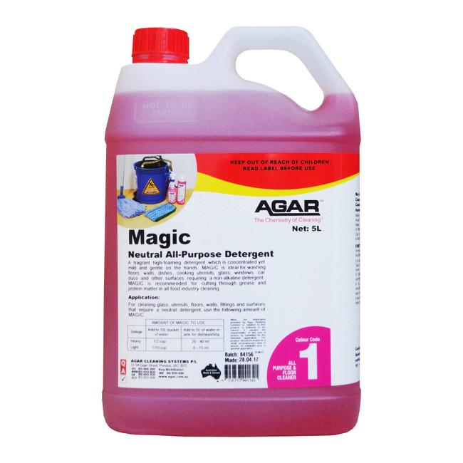 5LT MAGIC DETERGENT AGAR
