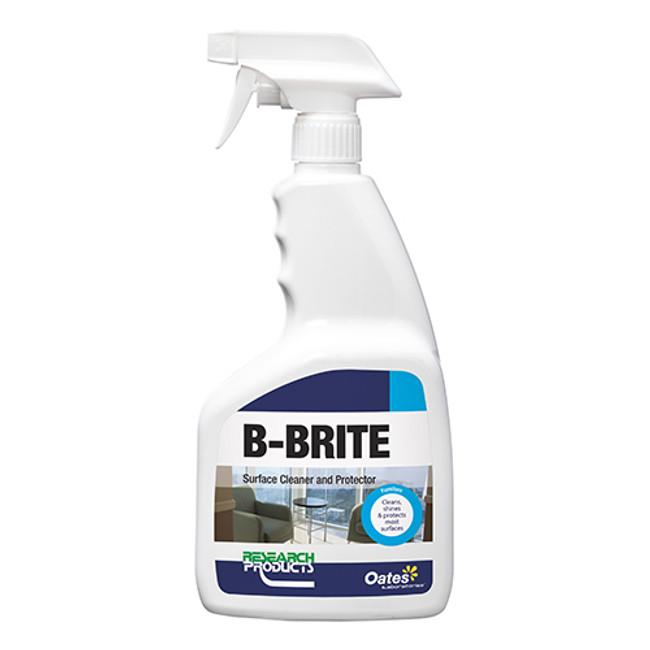 B-BRITE 750ML GLASS & SURFACE SPRAY