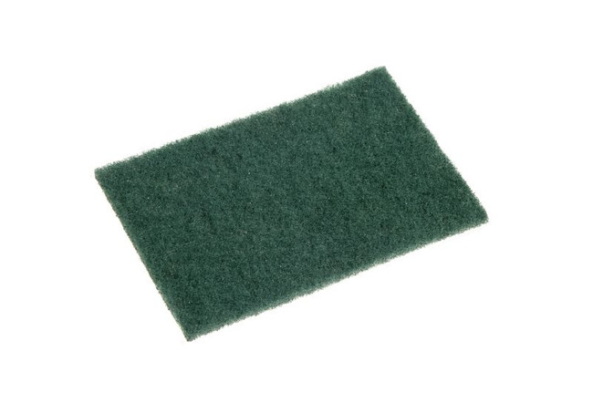 Scourer Pad Green 150X100 Sabco