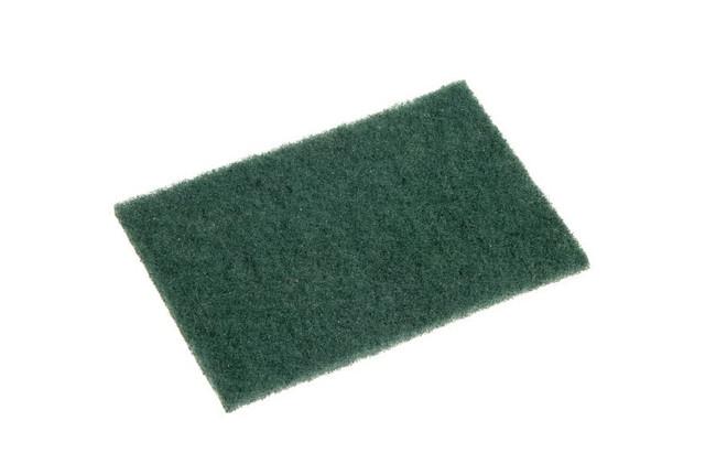 SCOURER PAD GREEN 225X150