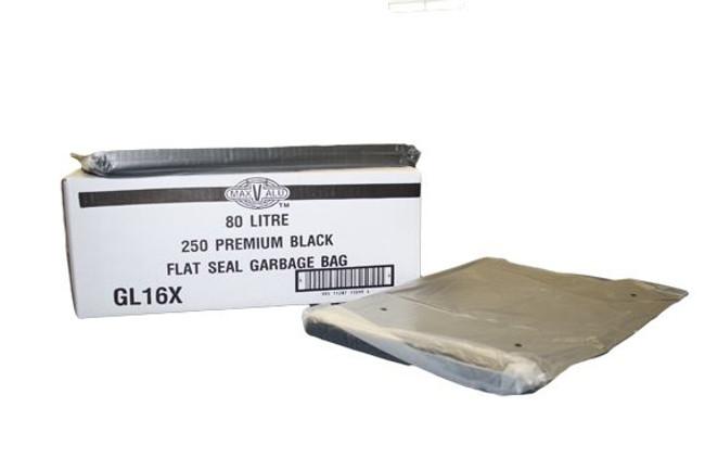 80Ltre Bin Liners Gl16X Maxpak