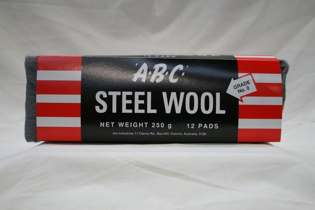 STEEL WOOL NO.1 (MED) SLEEVES