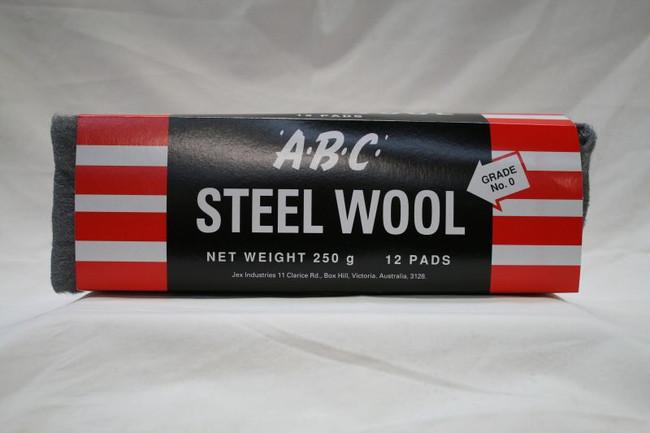 STEEL WOOL NO.000 (WIND/CLEAN) SLEEVES