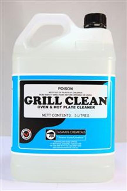 15LT TASMAN GRILL CLEAN