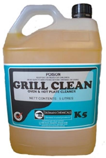 5LT TASMAN GRILL CLEAN