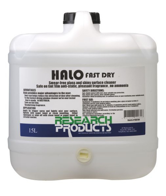 15LT HALO FAST DRY R/PRODUCTS