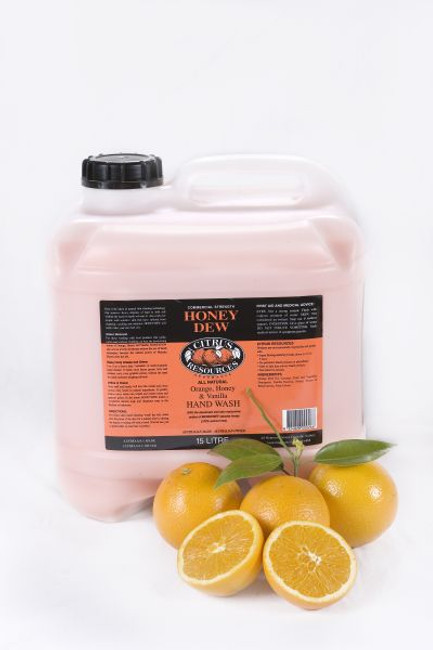 15LT HONEY DEW HAND SOAP R/PRODUCTS