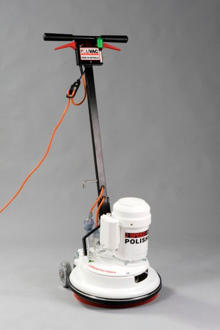 C25 2 Speed Non Suction Polisher Polivac