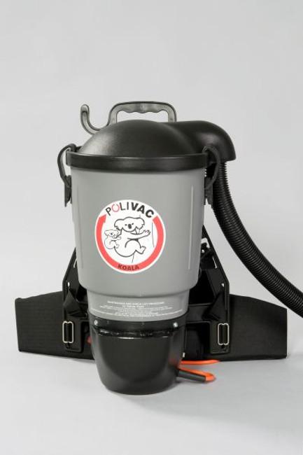 Koala B/Pack Vacuum Polivac