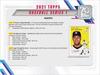 2021 Topps Series 1 Baseball - Jumbo Box
