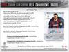 2020-21 Topps UEFA CL Stadium Club Chrome Soccer - Hobby Box