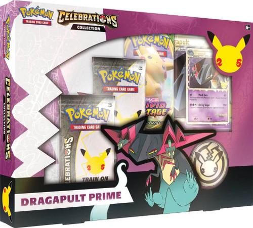 Pokémon TCG: Celebrations Collection - Dragapult Prime