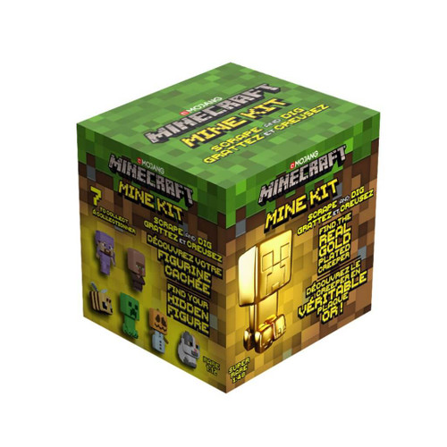 Minecraft Mine Kit